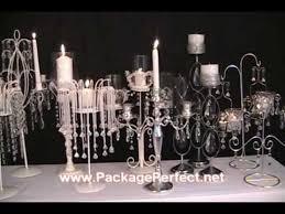 Wedding Candle Centerpieces 9 Bling Wedding Candle Centerpiece Ideas Youtube