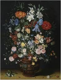 Drawings Of Flowers In A Vase Jan Brueghel The Elder Wikipedia