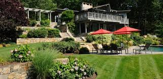 Backyard Terrace Ideas How To Turn A Steep Backyard Into A Terraced Garden