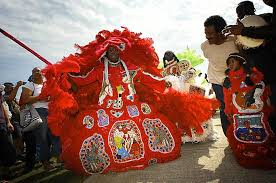 mardi gras indian costumes what are the mardi gras indians how many are there and what is