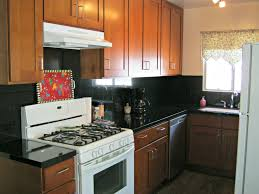 Kitchen Small Galley Kitchen Makeover With Brick by Galley Kitchen Remodel Before During After Youtube
