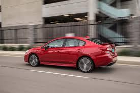 2016 subaru impreza hatchback red 2017 subaru impreza sedan and hatchback first test unrivaled