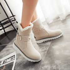 womens boots for winter 2017 nemaone 2017 winter boots suede ankle boots warm