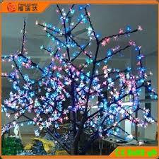 2015 beautiful wedding decorative outdoor led tree