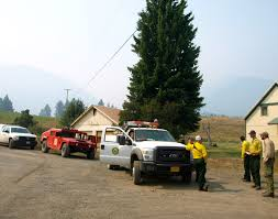 Wild Fires In Oregon State by Wallowa Lake Rural Fire Protection District Protecting Oregon U0027s