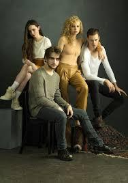 Blind Side Full Cast Bill Skarsgard Landon Liboiron Penelope Mitchell And Freya