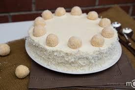 ferrero raffaello cake recipe mom u0027s dish