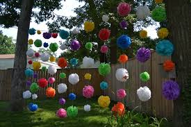 outdoor party decorations i think we can get inspired with something like this genz