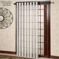 Grommet Drapes Patio Door Patio Door Curtains Ikea Sliding Glass Door Curtain Patio Door
