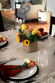 easy chic thanksgiving tablescape thanksgiving holidays and