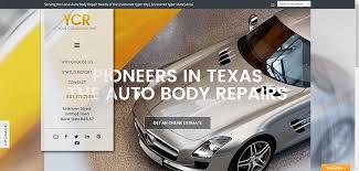 Car Collision Estimate by Auto Website Templates Auto Shop Websites Collision Website