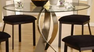 Glass Dining Room Table Tops The Chic Glass Dining Room Table Top Brilliant Sets Tops