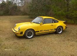 Porsche Carrera 1976 Fs 1976 Carrera Street Legal De Car Needs Nothing Rennlist