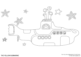 great submarine coloring pages best coloring b 6734 unknown