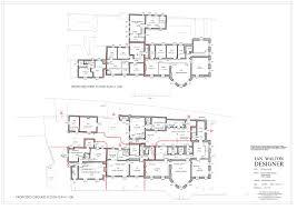 walton house floor plan example plans nottingham city council