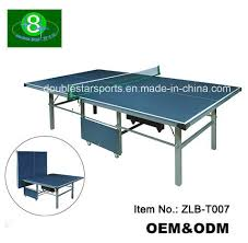 collapsible ping pong table china best folding ping pong table for 18 mm thickness board mdf