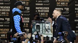 inside the mayweather mcgregor press conference si com