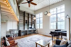 Loft In Garage Gorgeous Germantown Loft In Artist U0027s Coop Asks 149k Curbed Philly