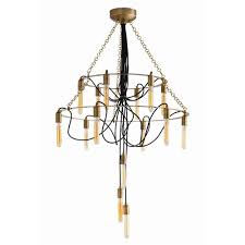 arteriors home winston fixed chandelier u2013 clayton gray home