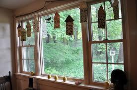 beelieve bird house window decor