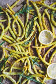 string beans u0026 summer squash recipe summer squash fresh herbs