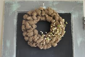 burlap wreaths burlap wreaths creative christmas decoration with fabulous