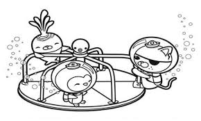 interesting ideas octonauts coloring pages 224 coloring