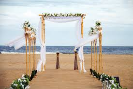 Wedding Arch Kl Here Are Some Beach Wedding Inspiration To Swoon Over Venuescape
