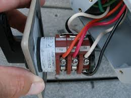 the motor on my boat lift quit it was a ao motor open ended and