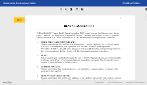 12 Vendor Agreement Template Rent Populate A Rental Agreement From Leadsimple Webmerge
