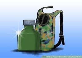 Airsoft Backyard War 4 Ways To Prepare Yourself For A Big Airsoft Battle Wikihow