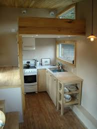 a tiny house on wheels built using no chemicals in british