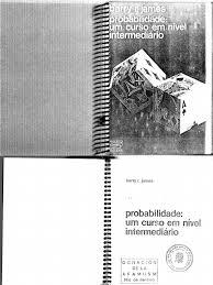 barry r james probabilidade um curso intermediario pdf