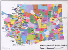 Map Of Washington State by Board Members And Wvsd Maps Wvsd Boundry Maps