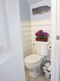small half bathroom ideas tiny half bath makeover hometalk