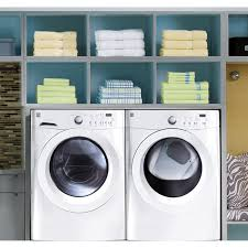 washer and dryer set black friday deals kenmore 41122 3 9 cu ft front load washer white sears outlet