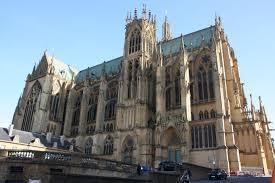 place de chambre metz place de chambre aus gesehen photo de cathédrale