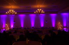 uplighting wedding event lighting packages albany ny event lighting packages
