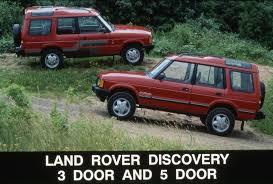 land rover 1992 blog raise a glass to 25 years of the land rover discovery