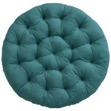 saucer chair cover furniture papasan stool cushion papasan chair cushion pier 1