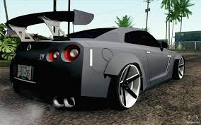 nissan gtr gta v nissan gt r 2014 rocketbunny for gta san andreas