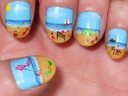 cool easy nail designs for short nails indesign art and craft