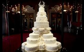 cost of wedding cake this cost a of william and kate s wedding cake