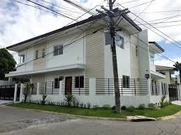 Duplex House For Sale Corner Lot Duplex House For Sale In Bf Homes Brand New