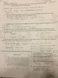 velocity worksheet 3 1 answers 28 templates homework physics