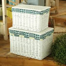 wicker baskets with liners for nursery image of wicker laundry