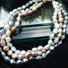 colored pearl necklace images Classic southern pearl jewelry southern living jpg