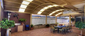 Gable Patio Designs Perth Patios Gable Curved Flat Skillion Waved Custom Patio