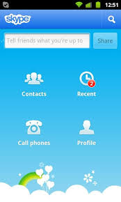 skype android app best 5 skype alternatives for android eztalks