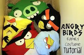 Angry Birds Halloween Costume Angry Birds Halloween Costumes